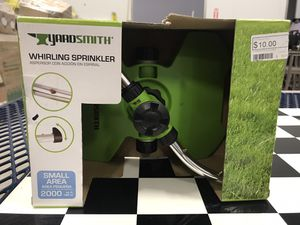 YardSmith Whirling Sprinkler for Sale in Lithia Springs, GA