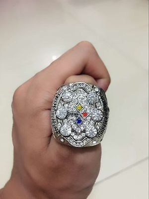 Pittsburgh Steelers Super Bowl championship ring for Sale in Cleveland, OH