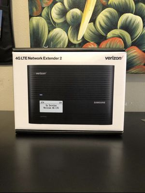 Version network extender 4G for Sale in Federal Way, WA