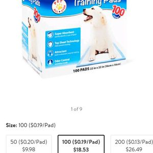 Doggy Pee Pads for Sale in Woodbridge Township, NJ