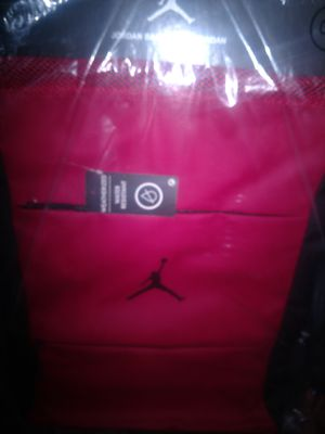 Nike Jordan's Sac Bag Backpack for Sale in Moreno Valley, CA
