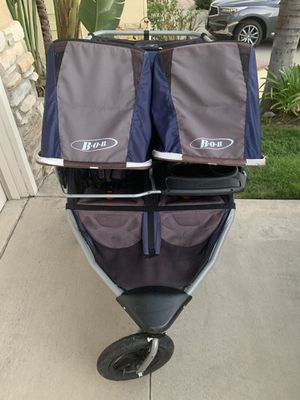 DOUBLE BOB JOGGING STROLLER for Sale in Rancho Cucamonga, CA