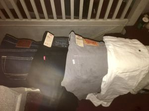 Levi Jeans and Hollister Jeans Brand New for Sale in Baltimore, MD