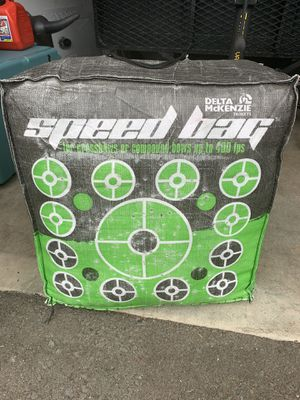 Speedbag 400fps archery target for Sale in Puyallup, WA