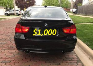 $1,OOO URGENT For sale 2009 BMW 3 Series AWD 335i xDrive 4dr Owner for Sale in Grand Rapids, MI