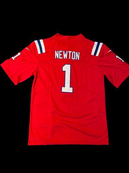 New England Patriots Cam Newton Jersey