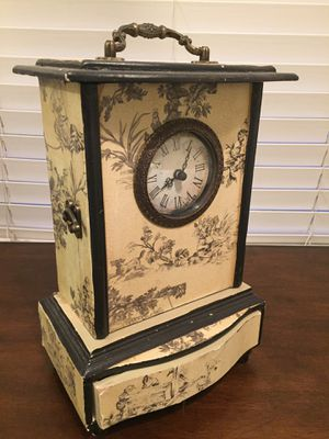 Gorgeous vintage Parisian clock for Sale in Riverside, CA