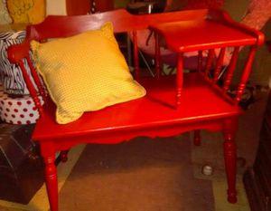 Antique Ethan Allen Gossip Chair for Sale in Pickens, MS
