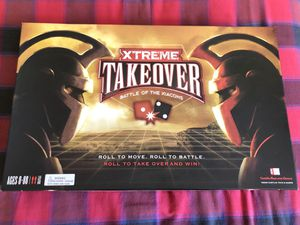Xtreme Takeover Board Game for Sale in Arlington, VA