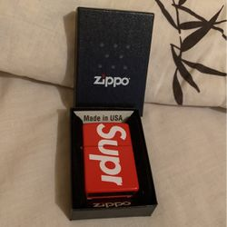 Supreme Zippo New for Sale in The Bronx,  NY
