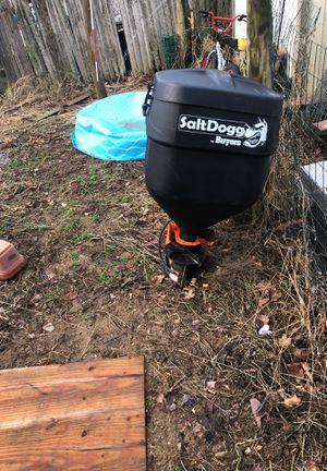 Salt Dog salt spreader for Sale in Bethlehem, PA
