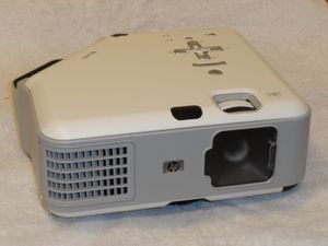 HP vp6320 Digital Multimedia DLP Projector for Sale in Reno, NV