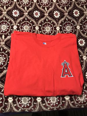 Red Troy Hunter Angeles Jersey shirt size XXL for Sale in Arcadia, CA