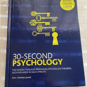 30-Second Psychology for Sale in Los Angeles, CA