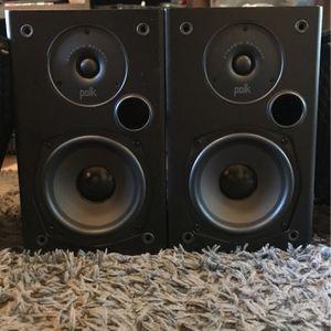 Polk Audio T15s (Pair) for Sale in Yorba Linda, CA