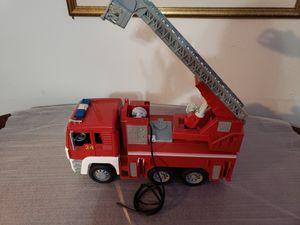 1 fire truck. 1 camión de bomberos. for Sale in Houston, TX