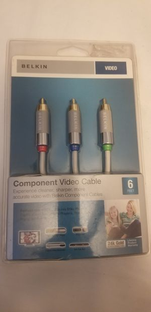 New component video cable for Sale in Huntington Park, CA
