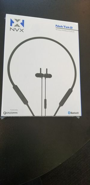 Nvx bluetooth headphones for Sale in Winchester, KY