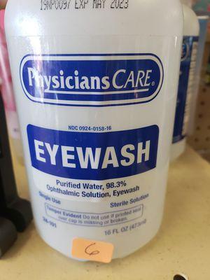 Eyewash for Sale in Stockton, CA