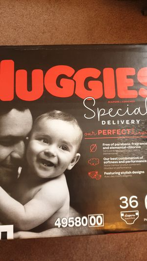 New Huggies Special Delivery Diaper size 6 for Sale in Peoria, IL