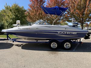 2007 Tahoe 216 Deck Boat / Fishing for Sale in Cary, IL