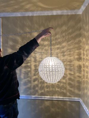 Chandelier light for Sale in Issaquah, WA