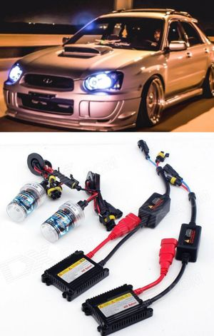 H1 or H3 HID lights fit headlights or fog lights for Sale in Berwyn Heights, MD