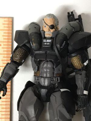 Metal Gear Solid 2 McFARLANE Action Figure Metal fear ray for Sale in Kirkland, WA