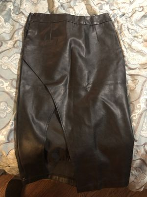 Leather Pencil skirt for Sale in Chicago, IL