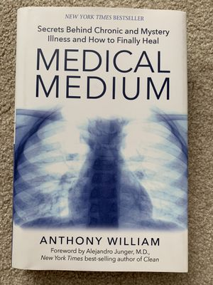 Medical Medium Book for Sale in Huntington Beach, CA