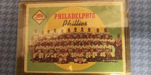 Philadelphia Phillies baseball card for Sale in Maplewood, MO