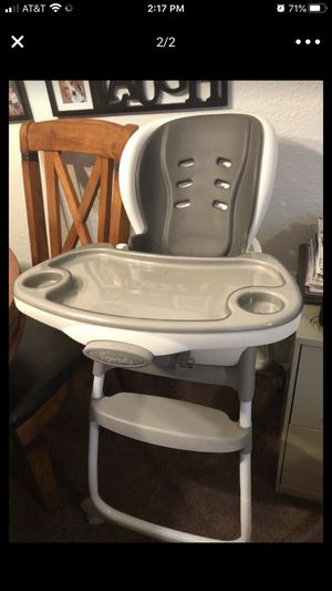 Ingenuity Elite Smart Clean 3 in 1 high chair *like new condition* for Sale in Lake Worth, FL