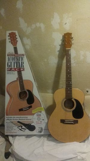 BEST DEAL IN TOWN! $69.99 ONLY 2 LEFT!!! BRAND NEW SEQUOIA FULL SIZE ACOUSTIC GUITAR KIT. for Sale in Oakland Park, FL