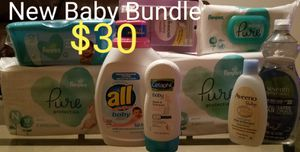 New Baby Bundle $30 for Sale in Douglasville, GA