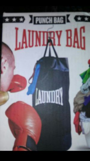 Punch bag loundry bag for Sale in Silver Spring, MD