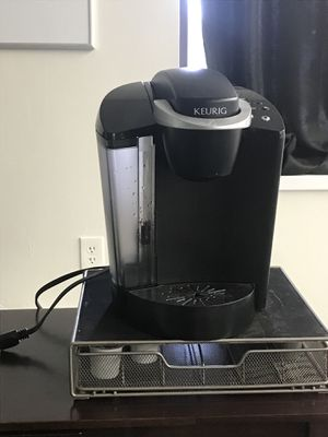 Keurig and k cup drawer for Sale in Falls Church, VA