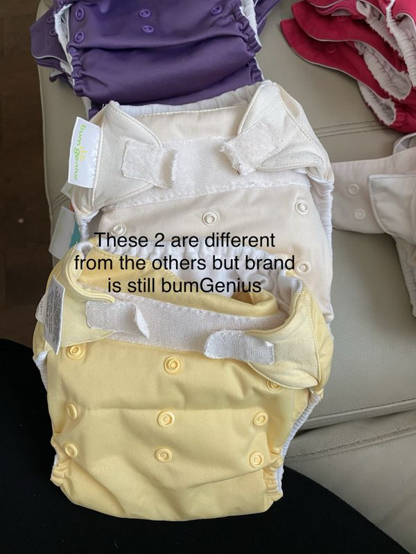 bumGenius Cloth Diapers PACKAGE DEAL