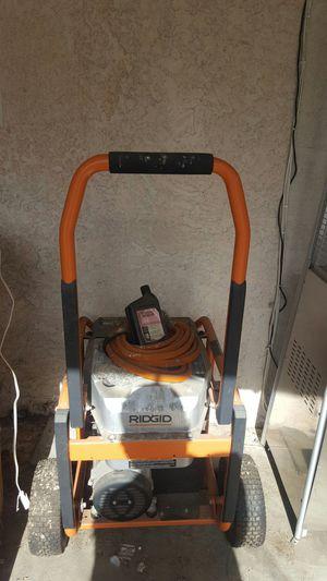 Ridgid 8500 generator for Sale in DEVORE HGHTS, CA