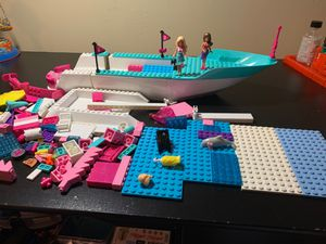 LEGO Barbie Boat for Sale in Worcester, MA