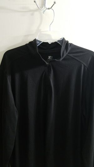Starter quarter zip light sweater mens large for Sale in Cooper City, FL