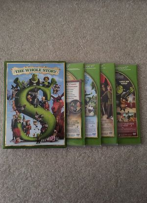 Shrek The whole story for Sale in Chesapeake, VA