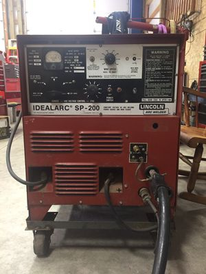 Lincoln SP-200 Wire feed welder for Sale in Vancouver, WA