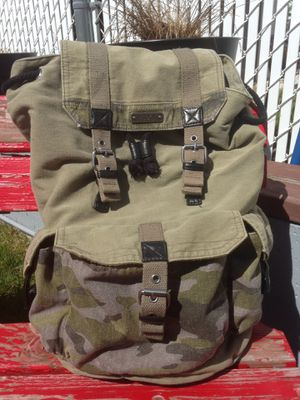 Roxy camouflage book bag for Sale for sale  Staten Island, NY