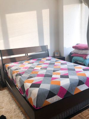 IKEA QUEEN BED FRAME (50% off) for Sale in New York, NY