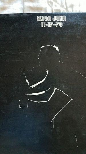 Elton John - 11-17-70 LP for Sale in Woodbine, MD