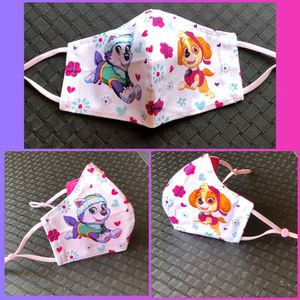 Paw Patrol, Skye & Everest Cloth Face Mask for Kids for Sale in Grand Prairie, TX
