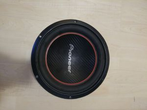 """10"""" Pioneer Subwoofer for Sale in Cle Elum, WA"""