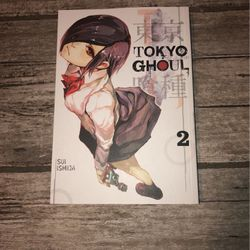 Tokyo Ghoul Book 2 for Sale in Albuquerque,  NM