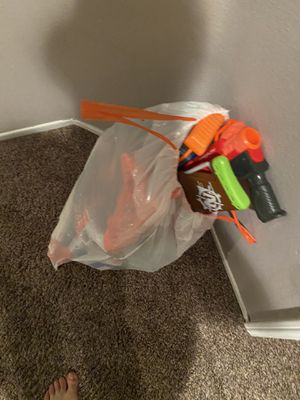 Nerf guns for Sale in Perris, CA