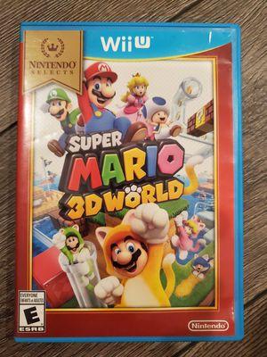 Super Mario 3D World for Sale in Fullerton, CA